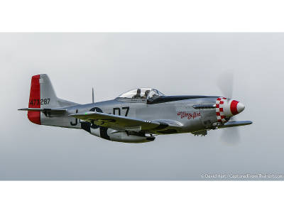North American P-51D - Chris Mayer