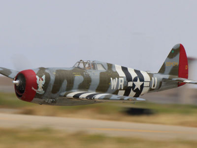 Republic P-47 - Don Rice