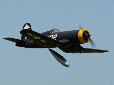 F4U Corsair - Lee Rice