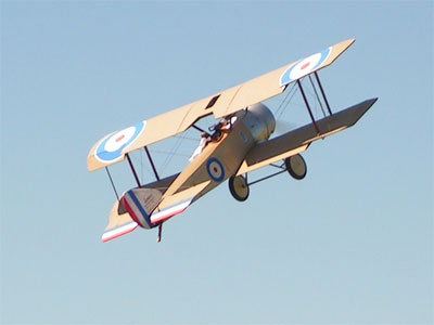 Sopwith Pup - Rick Jacobs