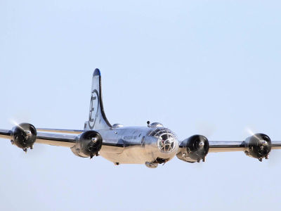 Boeing B-29 - Warbirds West